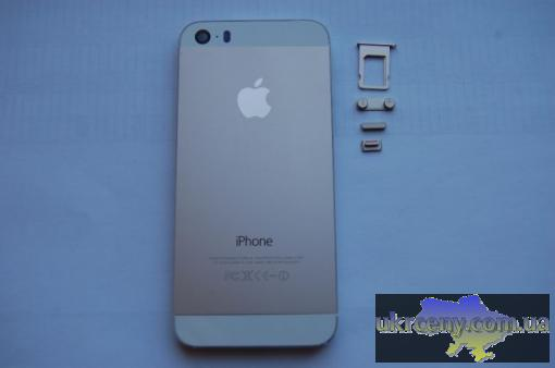 Корпус для Apple iPhone 5s Gold