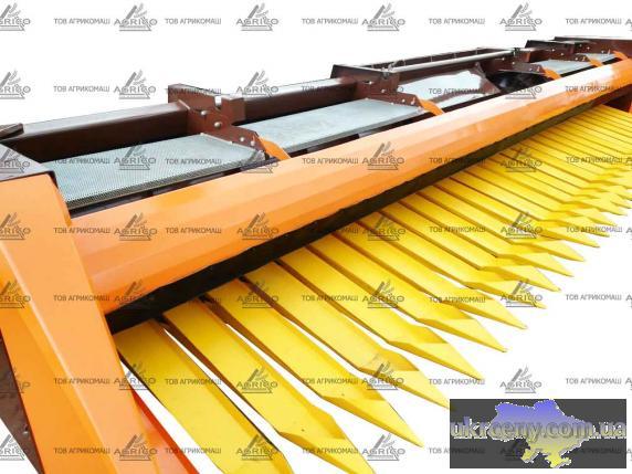 Жатка для подсолнечника Sun Profi на Лексион 450, 460, 470, купит